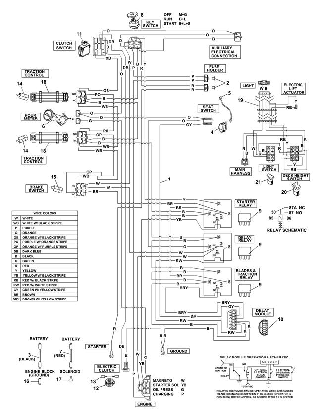 442237 ZTM 227 27HP Klr W/61