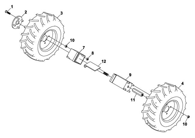 Kohler Cv490 Engines Electrical Diagram