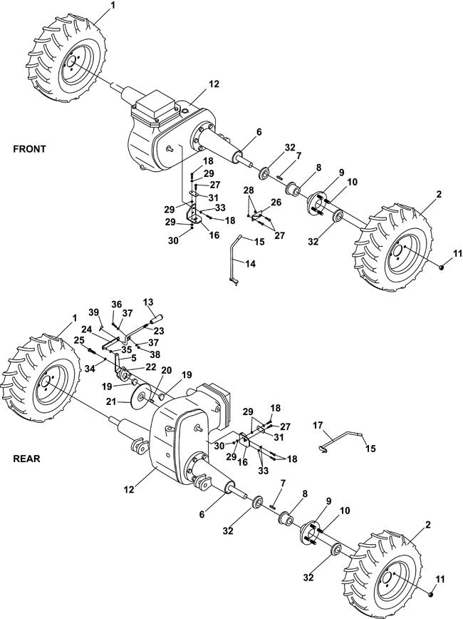 Kubota Hydraulic System