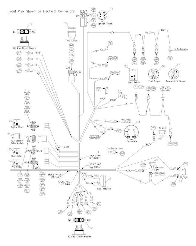 75 70134 31hp Vanguard Gas Steiner Electrical Diagram Daihatsu