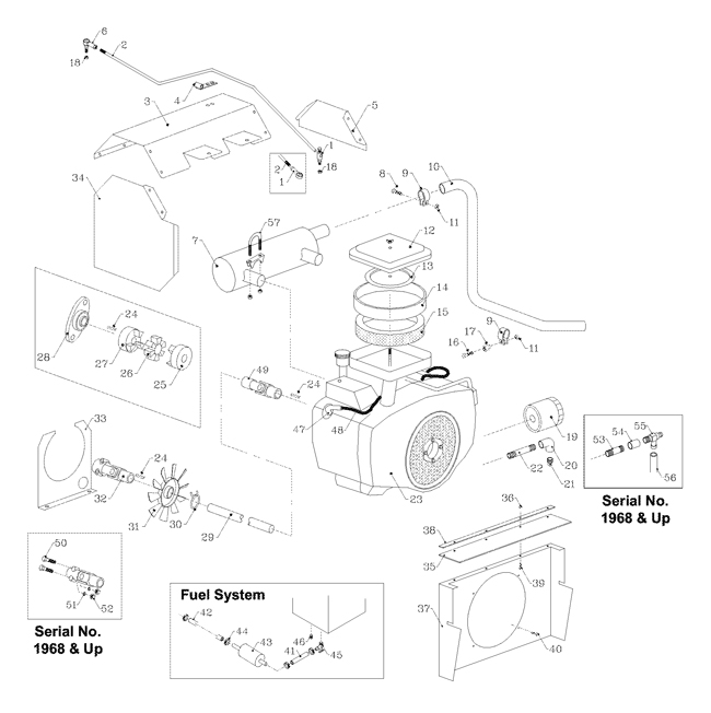 20 hp onan engine diagram  wiring  wiring diagrams